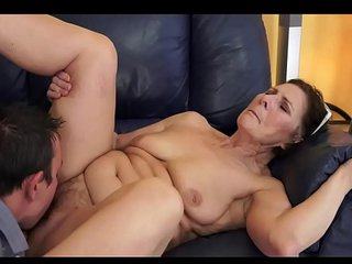 scorching grandma  anal sex