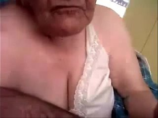 Inexperienced grandma big-chested my cock.