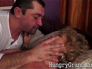 67yo innate granny Marie