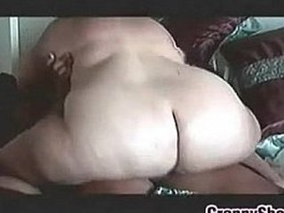 Huge Granny On Railing Some Thick Cock