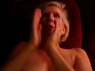 Hot granny get facial cumshot after a ultra-kinky fucking with her black boytoy