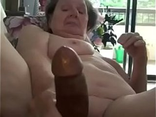 Granny gets used  ( pervertedproducer@gmail.com ) if you want the finish