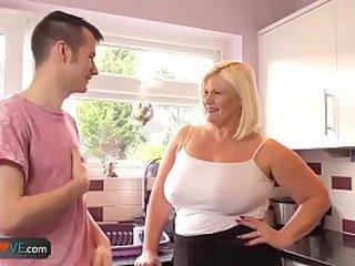 AgedLovE BBW Granny Chubbies Loving Hardcore