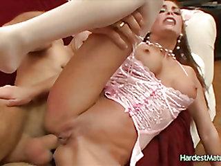 Lorenne Gadd mature ass fucking