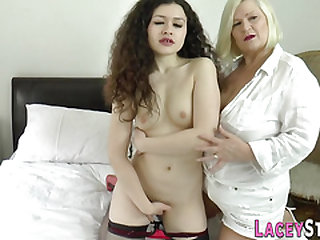 Teen fucktoys for Lacey Starr
