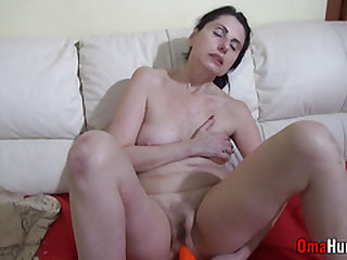 Fat matures in gonzo screwing for jizz