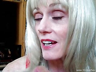 Blonde Inexperienced Grandma Violent Hook-up And More