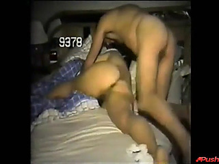 Old vintage sextape of mommy and son wtf