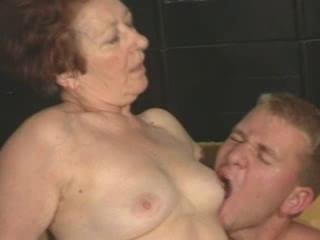60 plus grandma Alberta